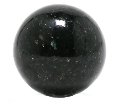 Nuummite Sphere - SPECIAL OFFER