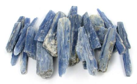 Blue Kyanite - Small x 10