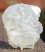 Welsh Gold Included Quartz
