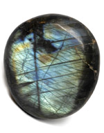 Labradorite Palm Stone - SPECIAL OFFER