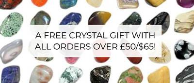 Boutique de cristal de guérison Livraison gratuite!