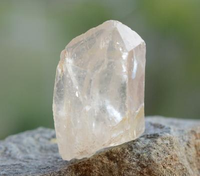 Natural Congo Citrine ~ Kundalini Quartz