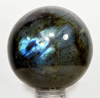 Blue Flash Labradorite Sphere - Special Offer!