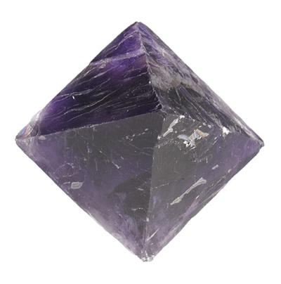 Purple Fluorite Natural Octahedron  - Large - SPECIAL OFFER