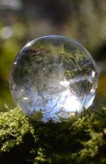 Himalayan Quartz Sphere - SPECIAL OFFER