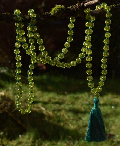 Peridot Mala - Special Offer!