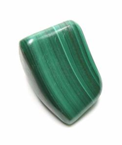 Malachite Tumble Stone - Large