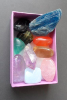 Chakra Kit with Brandberg Quartz