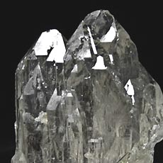 Cathedral Quartz Crystal